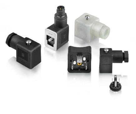 自动化技术- 电磁阀连接器