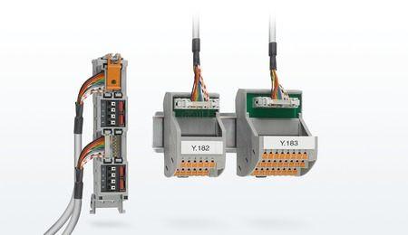 控制器系统布线