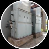 高压变频器冷却系统